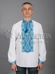 Мужская рубашка-вышиванка ЧСВ 41-5