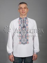 Мужская рубашка-вышиванка ЧСВ 41-6