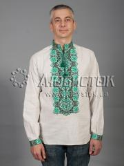 Мужская рубашка-вышиванка ЧСВ 41-7