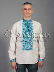 Мужская рубашка-вышиванка ЧСВ 41-8