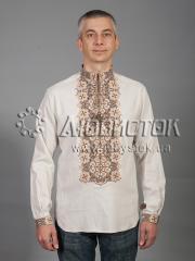 Мужская рубашка-вышиванка ЧСВ 41-9