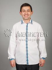 Мужская рубашка-вышиванка ЧСВ 42-2