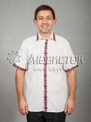 Мужская рубашка-вышиванка ЧСВ 43-1