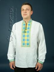 Мужская рубашка-вышиванка ЧСВ 4-4