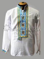 Мужская рубашка-вышиванка ЧСВ 45-1