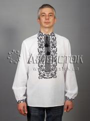 Мужская рубашка-вышиванка ЧСВ 48-2