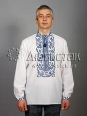 Мужская рубашка-вышиванка ЧСВ 48-4