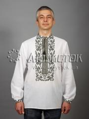 Мужская рубашка-вышиванка ЧСВ 48-5