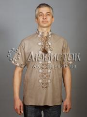 Мужская рубашка-вышиванка ЧСВ 49-4