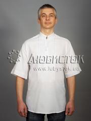 Мужская рубашка-вышиванка ЧСВ 50-1