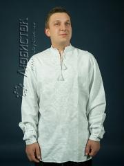 Мужская рубашка-вышиванка ЧСВ 6-1