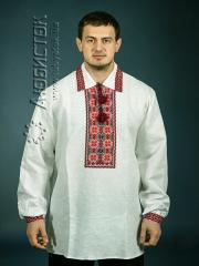 Мужская рубашка-вышиванка ЧСВ 9-1