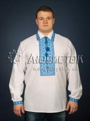 Мужская рубашка-вышиванка ЧСВ 9-3
