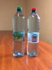 M_neralna Kvasov's Glade water і