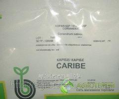 Семена кориандра (кинзы) Карибэ CARIBE 50г