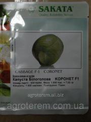 Семена капусты Коронет F1 10 000 семян