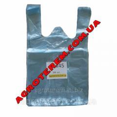 Пакет майка 25х45 см (200 шт.)