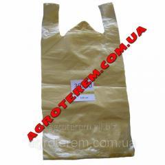 Пакет майка 30х60 см (100шт)