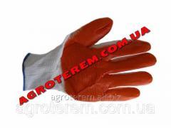 Рабочие перчатки стрейч