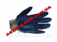 Рабочие перчатки (Вампирки)