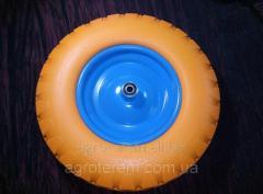 Колесо для садово-строительной тачки (Асматикс)