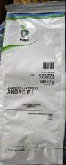 Семена огурца Акорд AKORD F1 500 гр до 11.2016г
