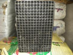 Кассета для рассады 260 ячеек Украина 40*60 см