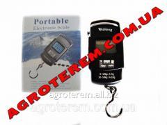 Кантер электронный 50 кг WH-A08 Portable