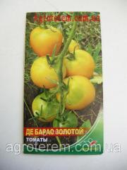 Томат желтый индетерминантный (высокорослый)