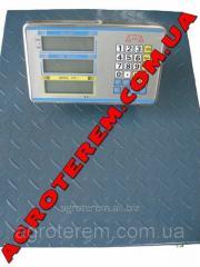 Весы электронные на 300 кг (беспроводные) Oxi