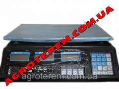 Весы электронные 50 кг EUROPLUS