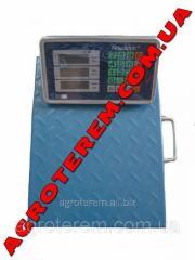 Весы на 200кг  Wi-Fi (беспроводные)