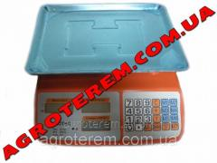 Весы электронные 55 кг Domotec