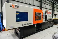 Injection molding machines Easymaster EM-SVP2 with