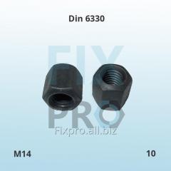 DIN 6330 Гайка шестигранная высокая