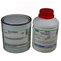 Эпоксидный гелькоут SG 715 + SD 802
