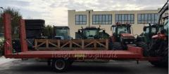 Trailers and semitrailers agricultural
