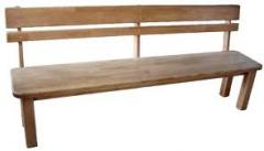 Benches wooden