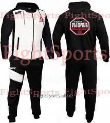 Спортивный костюм UFC REEBOK PRO White