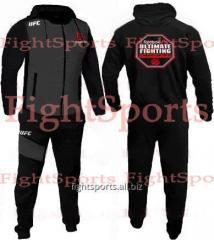 Спортивный костюм UFC REEBOK PRO Grey