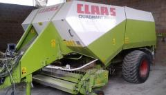 Tyukovy press sorter of Claas 2200