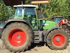 Трактор Fendt 415 Vario