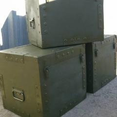 Нестандартные контейнеры, военного образца!