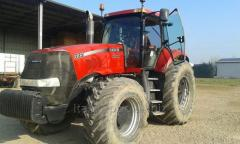 CASE 335 tractor