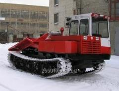 TDT-55 tractor