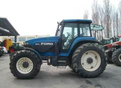 Spare parts for tractors