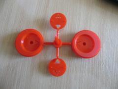 Пресс-форма на крышку и заслонку для солонки 2+2 места