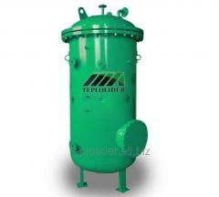 The YES atmospheric deaerator for boilers and