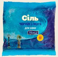Соль Черного моря для ванн Натали с ароматом