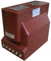 Transformer of current TOLU-10-2